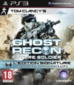 Tom Clancy's Ghost Recon Future Soldier Signature Edition + un T-Shirt exclusif sur PS3 et XBOX 360