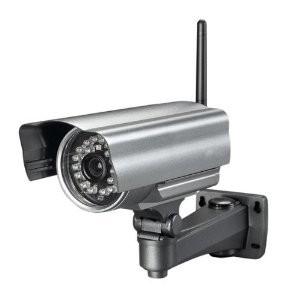 Caméra IP Power Star IPCAM-SF-06 - Noir - Bientôt disponible