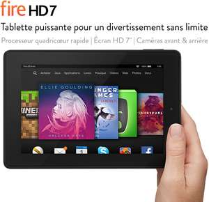 """Tablette Tactile 7"""" Kindle Fire HD 7 8GB Wifi"""