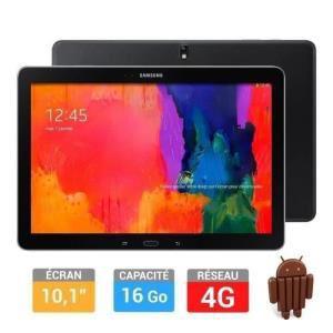 Tablette Samsung Galaxy Tab Pro 10.1'' Wi-Fi/4G 16Go