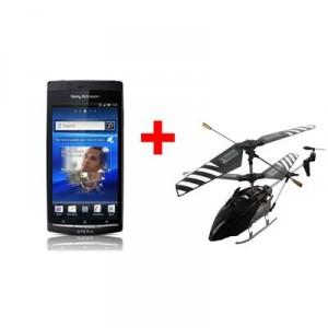 Xperia Arc S + Hélicoptère Bluetooth Reconditionné
