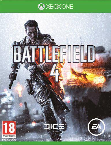 Jeu Battlefield 4 sur XboxOne