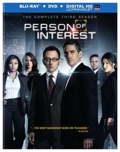 Blu-ray Person Of Interest Saison 3 (VOST)