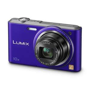 Appareil photo Lumix DMC-SZ3 EF Violet