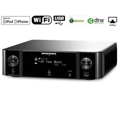 Amplificateur Réseau Marantz MCR510 2 x 60W - Radio Internet - AirPlay Audio Streaming - Wifi - Noir