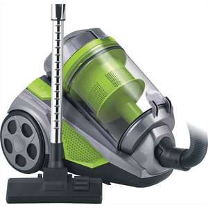 Aspirateur Sans Sac Klaiser Multi Cyclone Alligator 2500W - Cordon Extra Long 7m