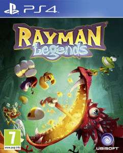 Rayman Legends sur PS4 et Xbox One