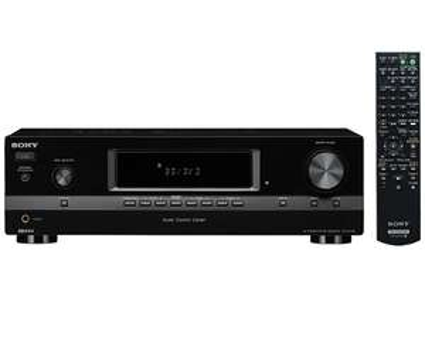 Ampli stéréo 2.0 Sony STR-DH130 2x100W Tuner AM/FM