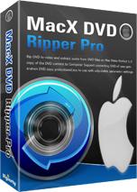 Logiciel MacX DVD Ripper Pro gratuit