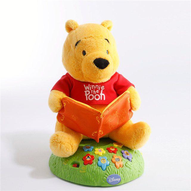 Sélection de jouets en promo - Ex : Jouet Les histoires de Winnie