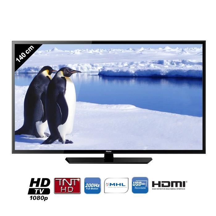 "TV 55"" Haier LE55M600CF - LED - Full HD"