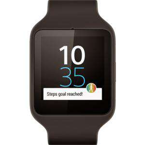 [Clients SFR] Sony SmartWatch 3 (SWR50) (ODR de 50€)