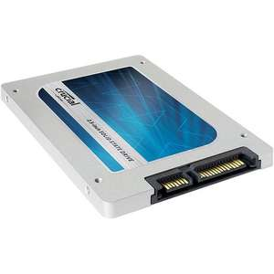 SSD Crucial MX100 - 128 go (Lecture 550Mo/s, Ecriture 150Mo/s)