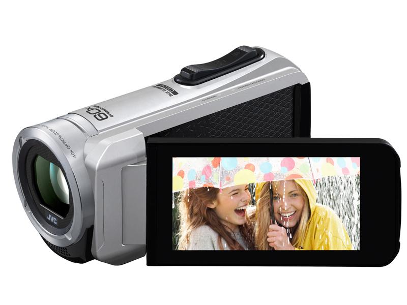 Caméscope JVC GZ-R10SEU Full HD Etanche 5m