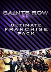 Saints Row Ultimate Franchise Pack sur PC (Steam)