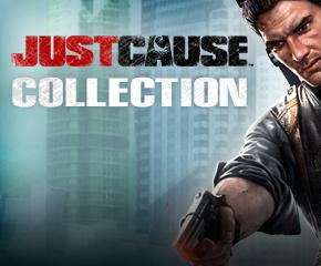 Black Friday : Promotion sur une sélection de jeux sur PC (Dématérialisé) - Ex:  Just Cause Collection
