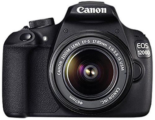 Appareil photo reflex Canon EOS 1200D + Objectif 17-85 mm EF-S