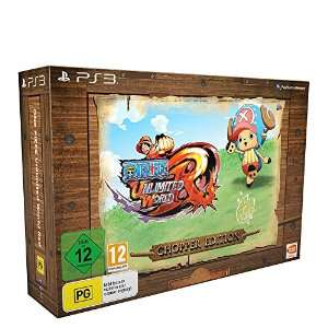 One Piece: Unlimited World Red - Edition Collector Chopper sur PS3