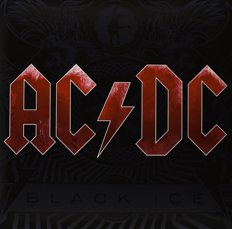 Discographie d'AC/DC en promo - Ex : Black Ice (double vinyle)