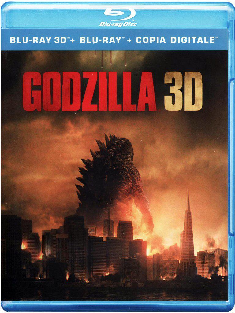 3 Blu-ray (3D, Coffrets et Nouveautés) avec VF et VO s-t français parmi une sélection