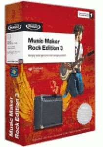 Magix Music Maker Rock Edition 3