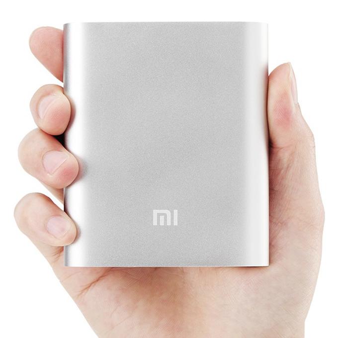 Batterie Xiaomi Powerbank 10400mAh à 16.51€ ou en payant avec PayPal
