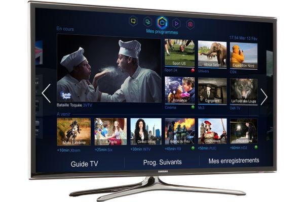 "Tv 46""  Samsung UE46F6320 - 3D - Smart TV - 200Hz"