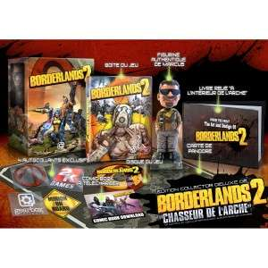 Borderlands 2 : le chasseur de l'Arche - édition collector (PS3)