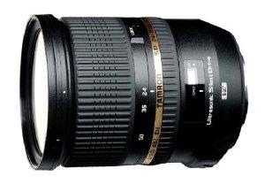 Objectif Monture Canon Tamron SP 24-70mm f/2,8 Di VC USD