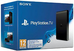 Console Sony Playstation TV  + 3 jeux
