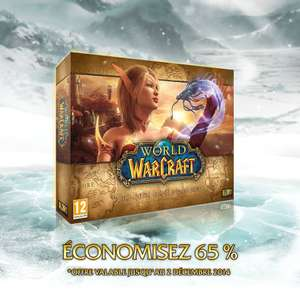 World of Warcraft et 4 extensions