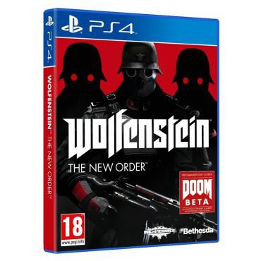 Sélection de jeux en promos - Ex : Wolfenstein sur PS4