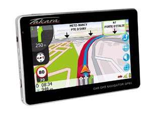 GPS takara gp63 europe ecran 4,3''