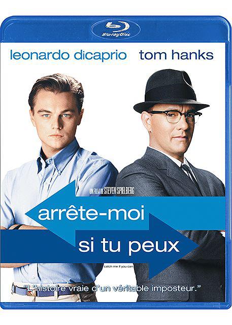 Blu-Ray Arrête-moi Si Tu Peux (+1,20 € en Super Points)
