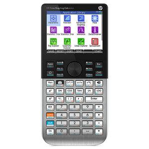 Calculatrice graphique moteur CAS écran tactile couleur HP Prime dernière génération