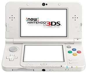 Nintendo New 3DS  Version Australie PAL (français)