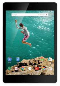 Tablette 8,9'' HTC Nexus 9 32 Go Android Lollipop - Blanc