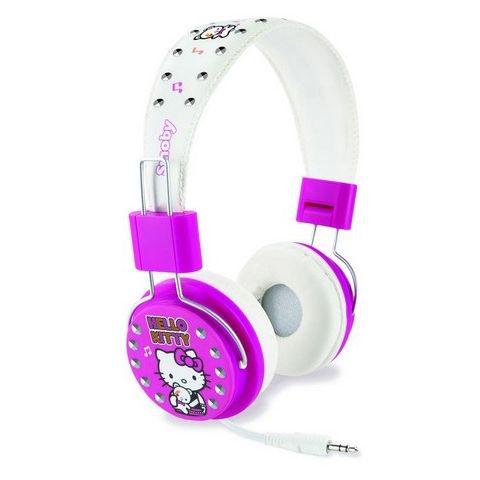 Casque musique Hello Kitty Smoby