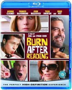 Blu-ray Burn After Reading