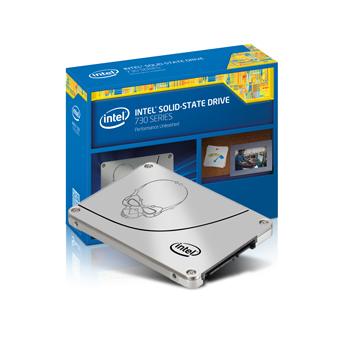SSD Intel 730 Series - 480 Go - Haute performance (avec ODR 40€) / livraison offerte