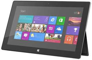 Tablette Microsoft Surface RT 32Go + Office RT
