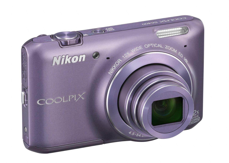 Appareil photo Nikon Coolpix S6400