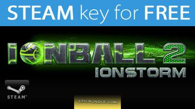 Jeu Ionball 2 : Ionstorm offert