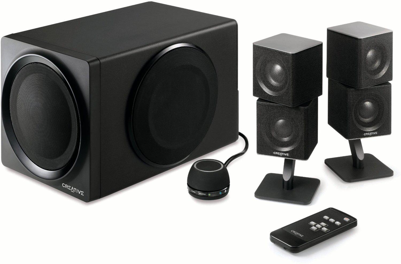Système Haut-parleurs 2.1  Creative T6 Series II
