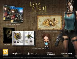 Précommande Jeu Lara Croft and the temple of Osiris - édition collector PS4/PC