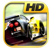 Sélection de jeu iOS en promo - Ex : Jeu Real racing