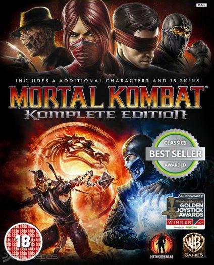 Jeux PC (Dématérialisé) : Injustice à 2.66€, Mortal Kombat Komplete Edition