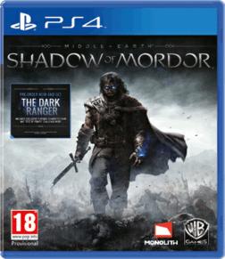 Jeu L'Ombre du Mordor sur PS4 / ONE
