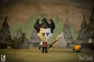 Figurine collector Don't Starve en promo