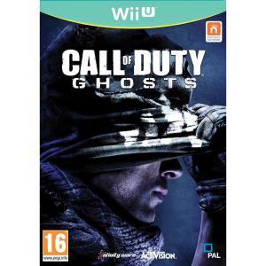 Jeu Call Of Duty Ghosts sur Wii U